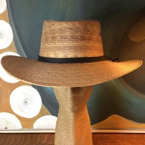 Natural Palm Fiber Hat